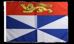 France Gironde Flag - 12 x 18 inch