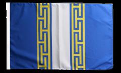 France Haute-Marne Flag - 12 x 18 inch