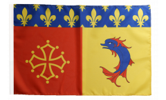 France Hautes-Alpes Flag - 12 x 18 inch