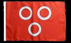 France Mâcon Flag - 12 x 18 inch