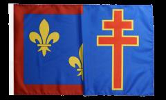 France Maine-et-Loire Flag - 12 x 18 inch