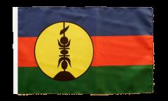 France New Caledonia Kanaky Flag - 12 x 18 inch