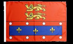 France Orne Flag - 12 x 18 inch