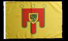 France Puy-de-Dôme Flag - 12 x 18 inch