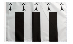France Rennes Flag - 12 x 18 inch