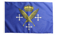 France Saint-Étienne Flag - 12 x 18 inch
