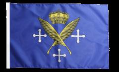 France Saint-Étienne Flag with sleeve