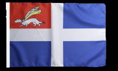 France Saint-Malo Flag with sleeve