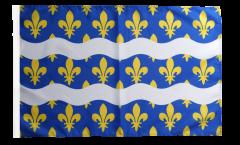 France Seine-et-Marne Flag - 12 x 18 inch