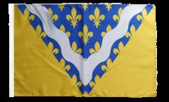 France Val-de-Marne Flag - 12 x 18 inch