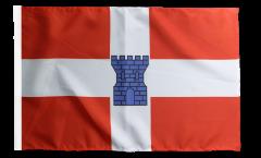 France Valence Flag with sleeve