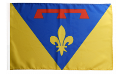 France Var Flag - 12 x 18 inch