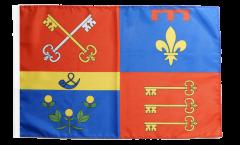 France Vaucluse Flag - 12 x 18 inch