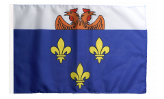 France Versailles Flag with sleeve