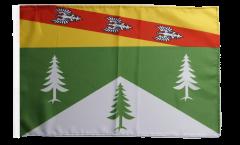 France Vosges Flag - 12 x 18 inch