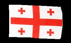 Georgia Flag - 12 x 18 inch