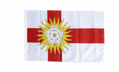 Great Britain Yorkshire West Riding Flag with sleeve