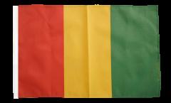 Guinea Flag - 12 x 18 inch