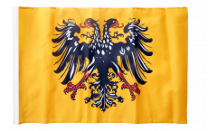 Holy Roman Empire after 1400 Flag with sleeve