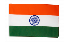 India Flag with sleeve
