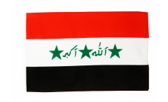 Iraq old 1991-2004 Flag - 12 x 18 inch