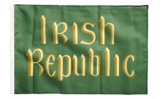 Ireland Irish Republic Easter Rising 1916 Flag with sleeve