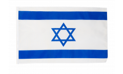 Israel Flag with sleeve