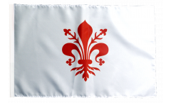 Italy Florence Flag - 12 x 18 inch