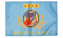 Italy Lazio Flag with sleeve