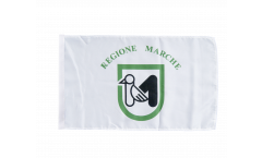 Italy Marche Flag with sleeve