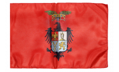 Italy Province of Palermo Flag with sleeve