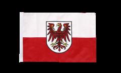 Italy South Tyrol Flag - 12 x 18 inch