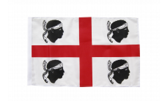 Italy Sardinia Flag with sleeve