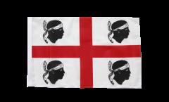 Italy Sardinia Flag - 12 x 18 inch