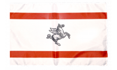 Italy Tuscany Flag with sleeve