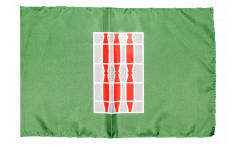 Italy Umbria Flag with sleeve