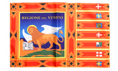 Italy Veneto Flag with sleeve