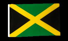 Jamaica Flag with sleeve