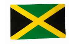 Jamaica Flag - 12 x 18 inch