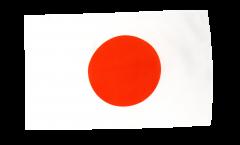 Japan Flag with sleeve