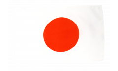 Japan Flag - 12 x 18 inch