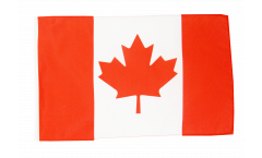 Canada Flag with sleeve