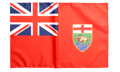 Canada Manitoba Flag - 12 x 18 inch