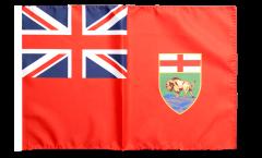 Canada Manitoba Flag with sleeve