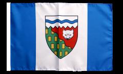 Canada Northwest Territories Flag - 12 x 18 inch