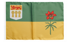 Canada Saskatchewan Flag with sleeve
