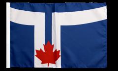 Canada City of Toronto Flag - 12 x 18 inch