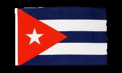Cuba Flag with sleeve