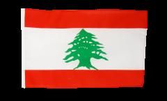 Lebanon Flag - 12 x 18 inch