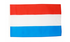 Luxembourg Flag - 12 x 18 inch